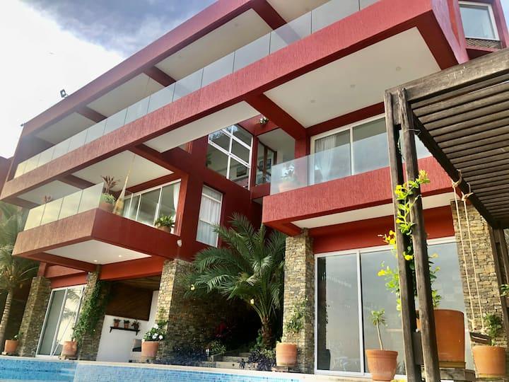 Villa El Faro Boutique, un sueno en Margarita