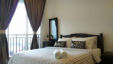 ★Ipoh Town Getaway★ Close to Everything | 2BD