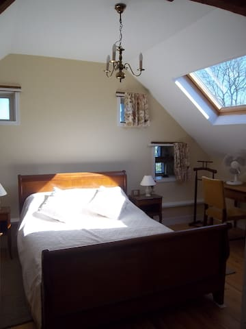 Rural retreat close to Bayeux - Le Breuil-en-Bessin - Bed & Breakfast