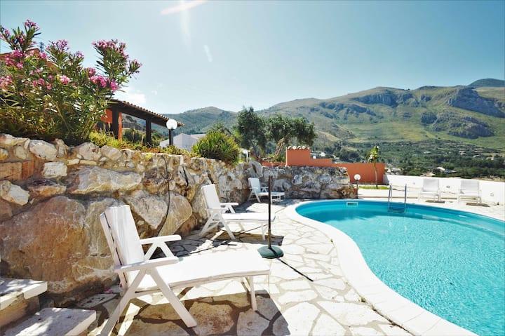 Villa Desdemona wifi piscina parcheggio privato