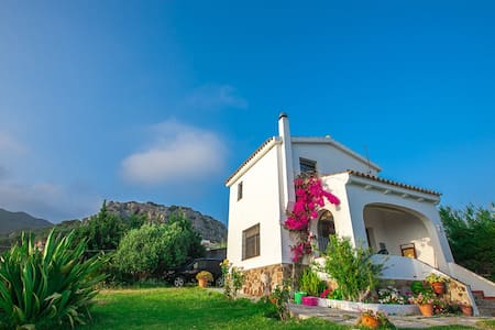 Casa a 200 metros de la playa de Punta Paloma - Tarifa