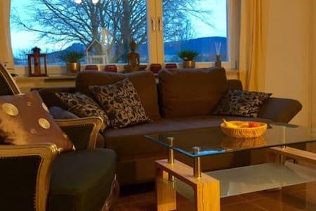 Tolle Wohnung - ruhig und stadtnah - Balingen - Huoneisto