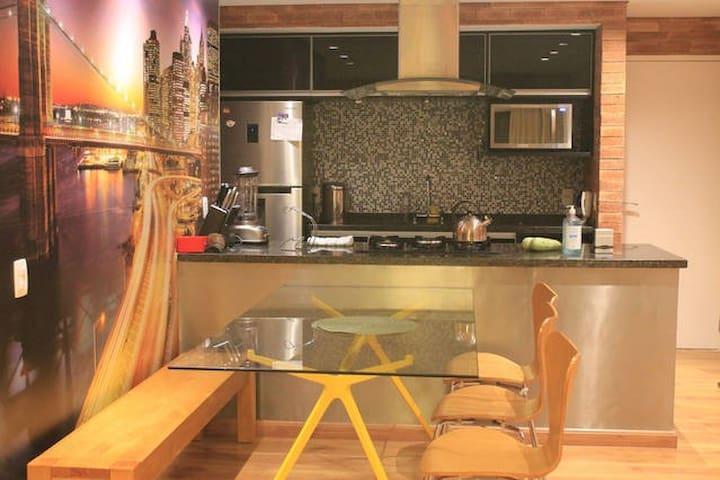 APT Boutique - Private Room - São Paulo - Wohnung