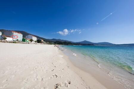 Apartamento sobre el mar, Portosin - Portosín - Pis