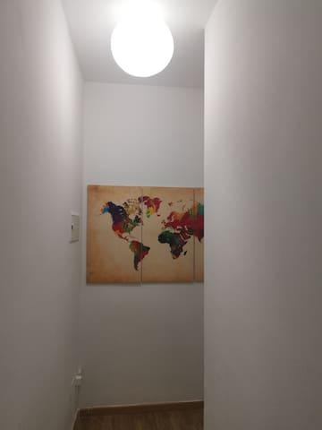 Habitacion S, Privada en Corazón de Madrid