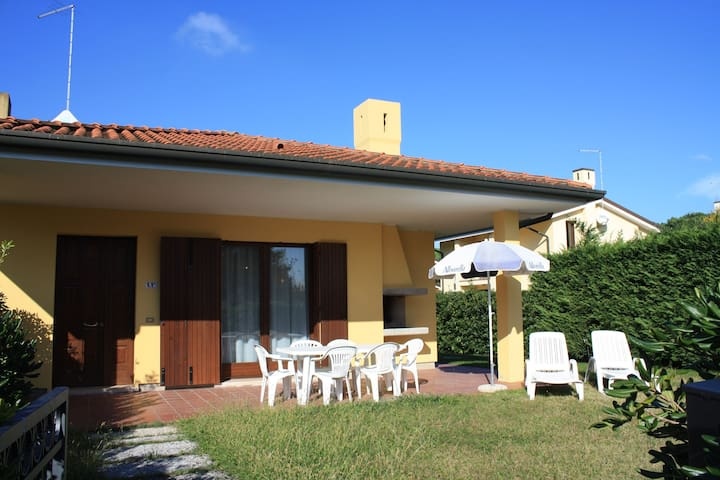 House R31274 for 4+2 pers in Albarella