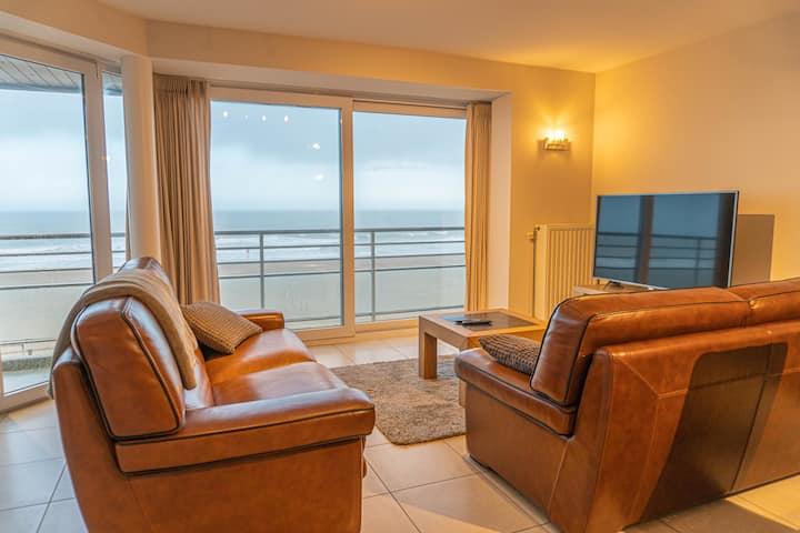 Luxe appartement zeedijk Blankenberge