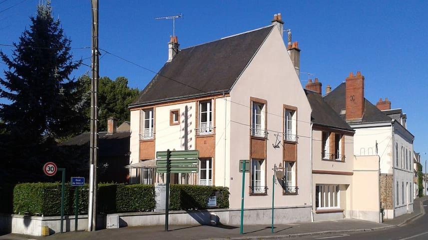 Gite Le Repos du Marinier - Gien - บ้าน