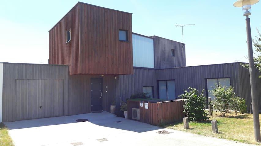 Maison contemporaine au calme - Les Herbiers - Casa