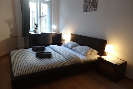 Comfy double room at the Old Town - Poznań - Apartemen
