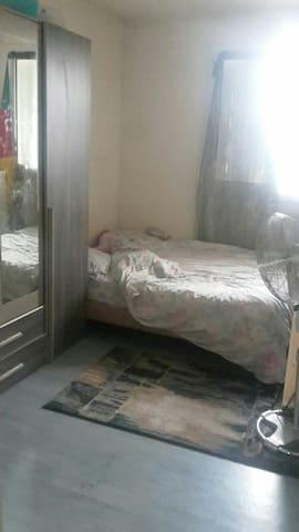 chambre privée dans un 3 pièces - Le Mée-sur-Seine - Appartement