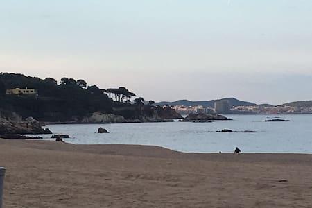 Ville très animée de la costa brava - Platja d'Aro