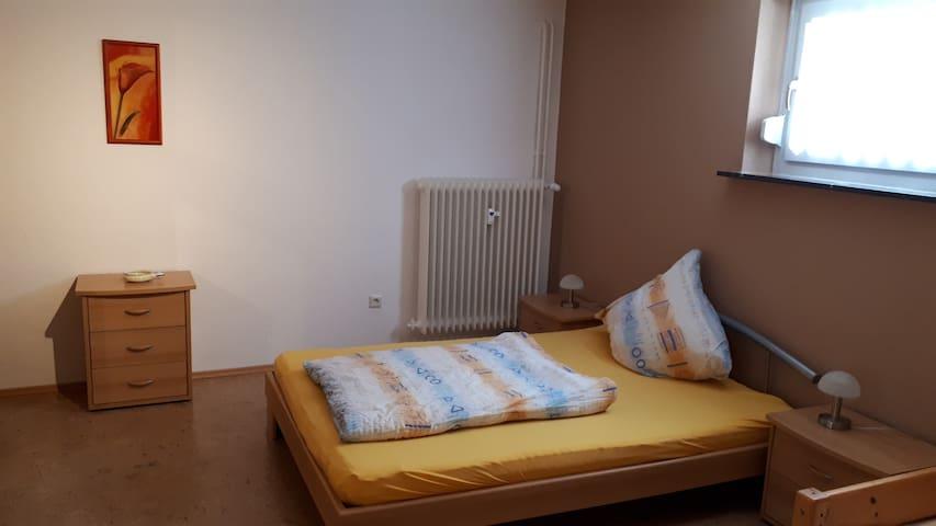 Ruhiges Apartement zwischen Frankfurt u. Darmstadt