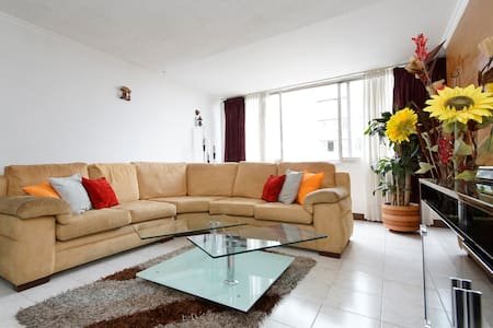Panoramic view - Spacious apartment of 110 m2 - Cali - Appartement
