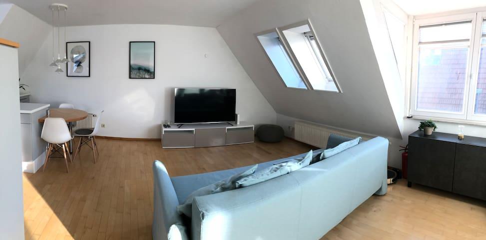 Schöne helle Wohnung im Herzen Kirchheims