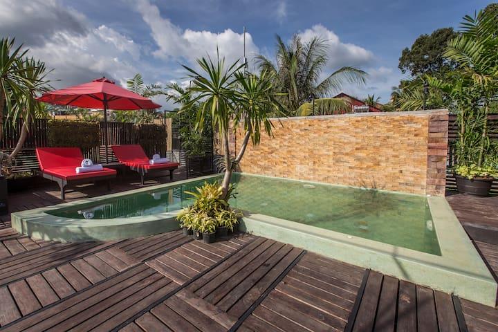 Privilege Suite Villa-Private Pool -Free Transfers