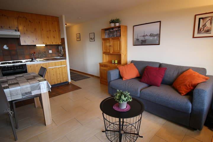 Asters 24, appartement 6 pers.