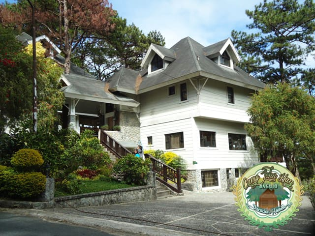 Camp John Hay Country Home G9 - Baguio - Casa