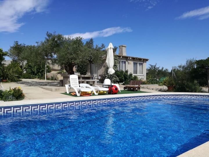 Casa Mariano, with private pool + airconditioning