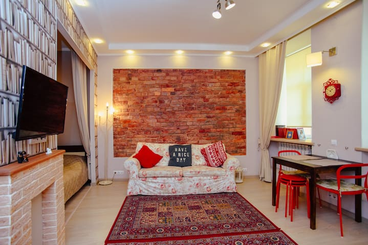 Cosy apartment in the very centre