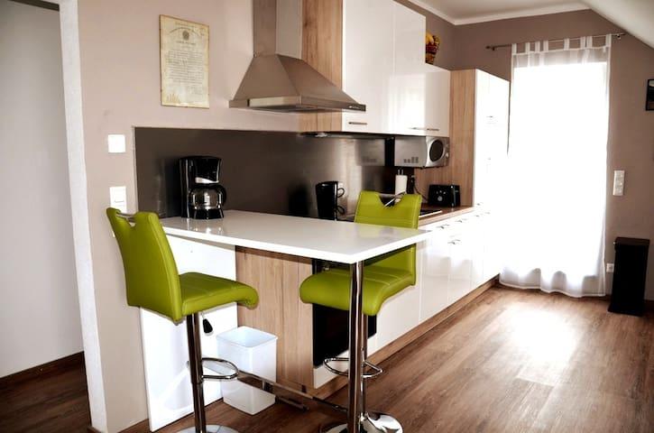 Moderne Wohnung  nahe München und Augsburg