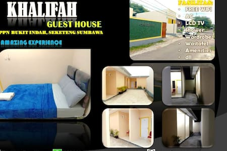 Khalifah Guest House, simple, nyaman & murah