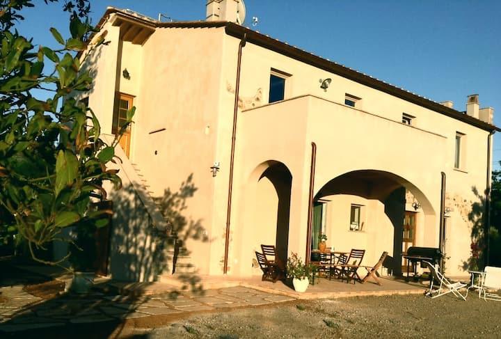 Casa  IL FOSSO KADDOUS   al mare  Isola d'Elba