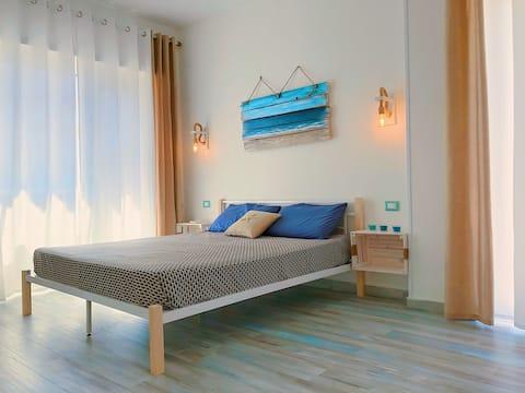 Ahinamá Appartamento Mediterraneo vista Mare