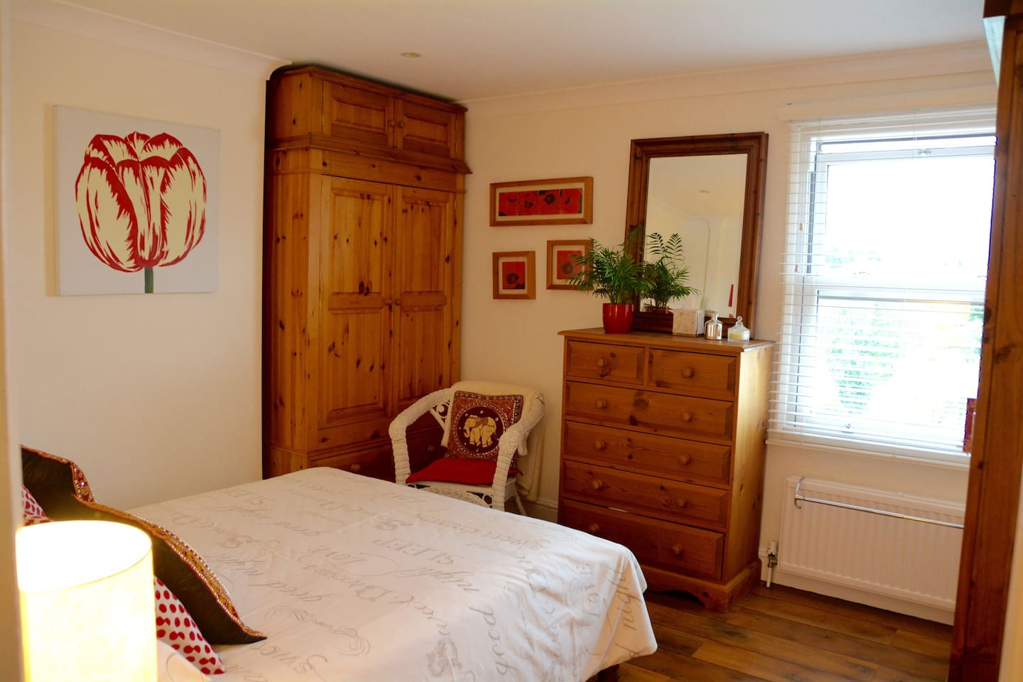 Stansted Airport, Stansted - Double Room