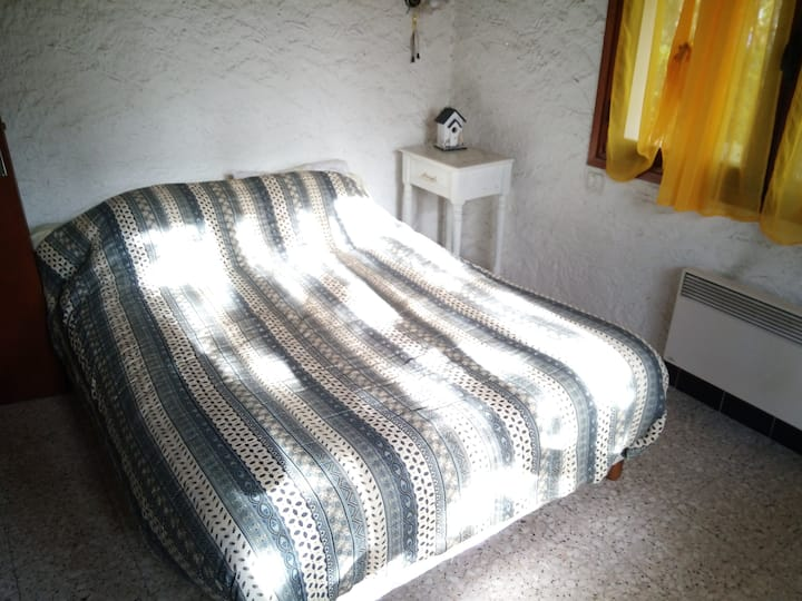 1 Chambre 1 lit proche du centre d'hossegor