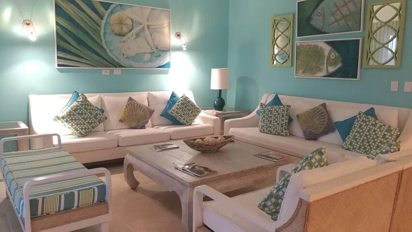 Elegante apartamento con piscina privada, Cap Cana
