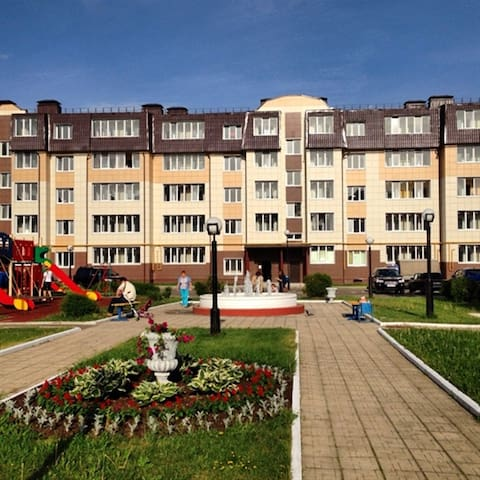 Sergiev Posad Appartment