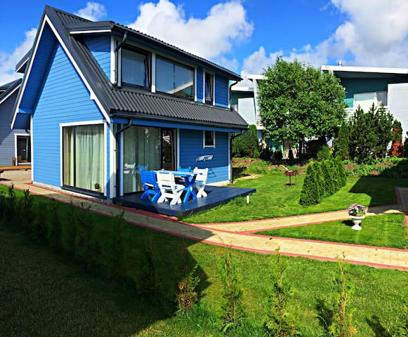 Holiday House near the Sea - Palanga - Byt