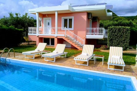 Villa Aphrodite by the sea only for you