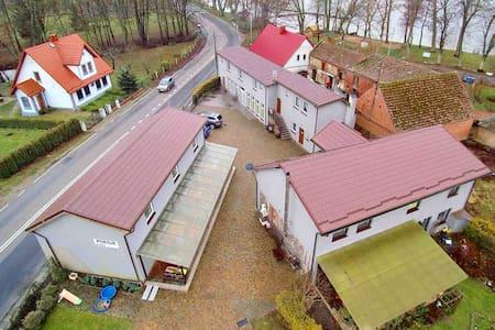 """Apartament """"3"""" 50 meters from Lake Drawsko"""