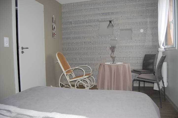Chambre FENG 1 lit DOUBLE
