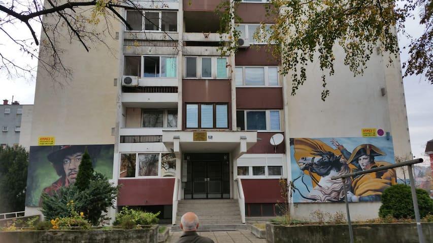 Doboj home with a view