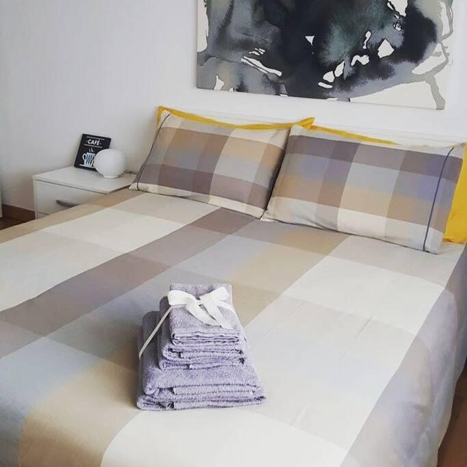 La camera doppia/The Double Bedroom