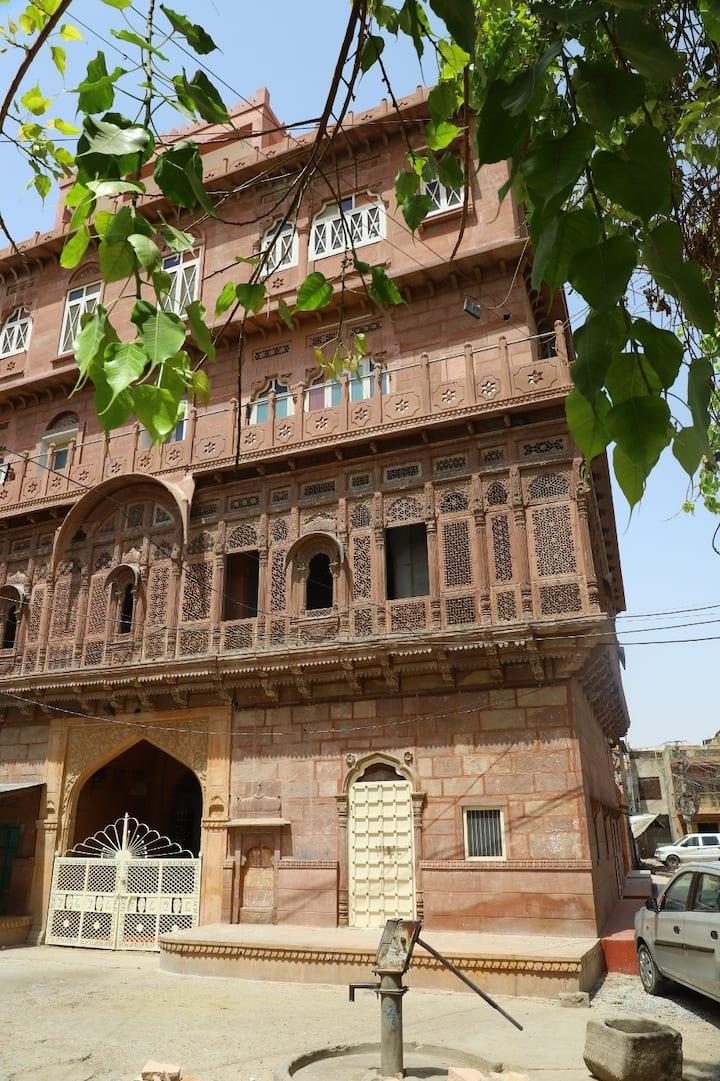 Chanod Haveli Royal Heritage Home