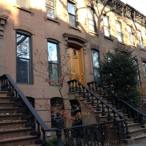Privacy, comfort, style in the heart of Park Slope
