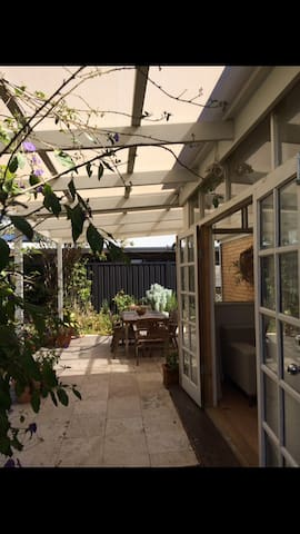 Close to airport,  Henley beach and linear park