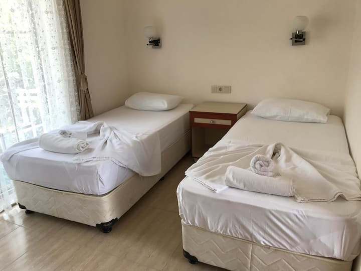 Bodrum Double hotel room