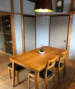 4BR House only 1 stop away from Nikko  attractions - Nikkō-shi - 独立屋