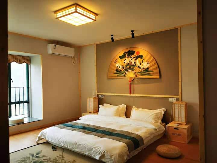 日式豪华锶温泉水疗套房(钟点房 三小时)