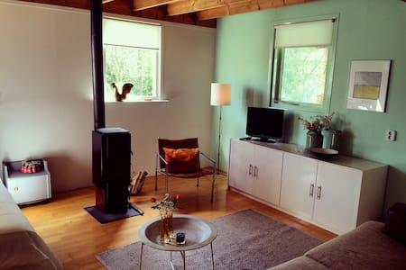 Mooi 2 pers. appartement,landelijk gelegen Veendam