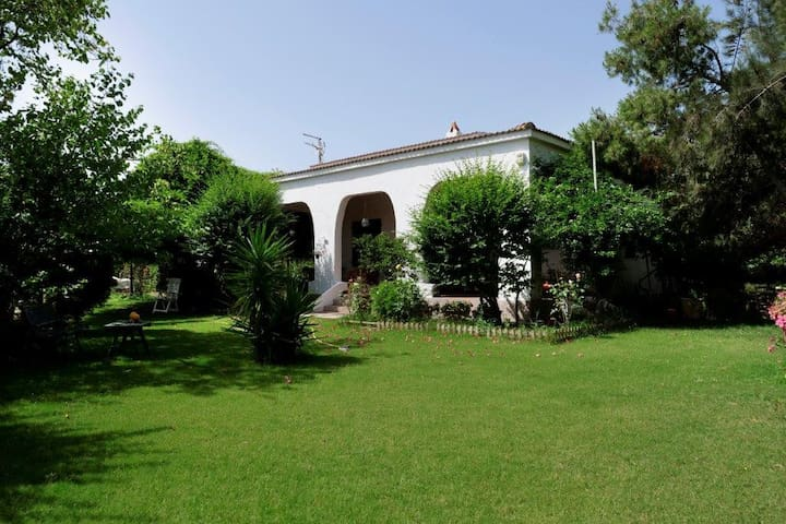 Beautiful Holiday home with garden in Perd'e Sali.
