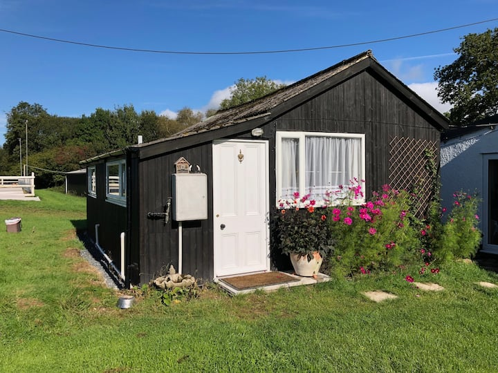 The Chalet, Lands Farm, a working smallholding