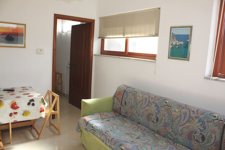 New flat close to Tropea & white sand beaches