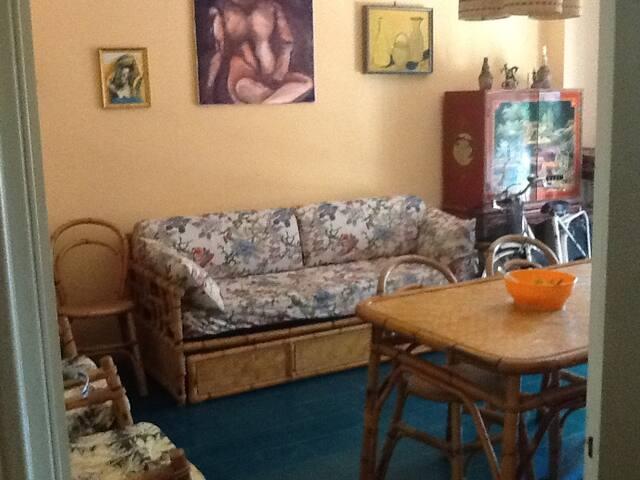 Luigi's House: nice apartment 5 min from the beach