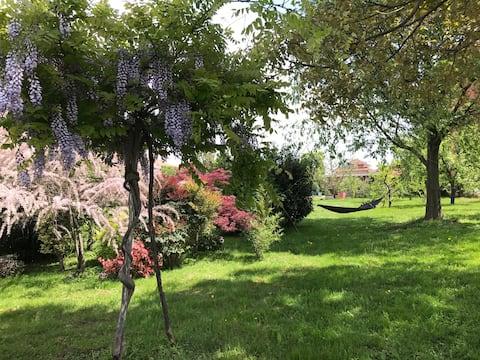 Mignon Maison avec Jardin Privé